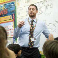 Issac - Teacher, Phoenix School